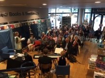Jenny Balfour Paul at Waterstones Exeter